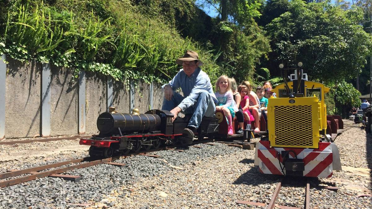 Blaxland-Minature-Railway